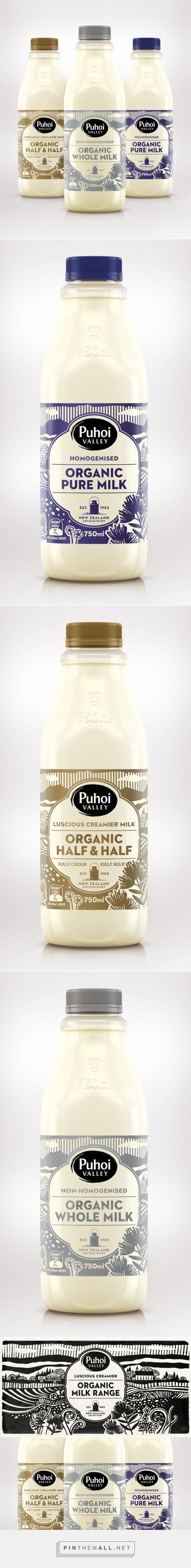 Puhoi Organic Milk by Unified Brands PD