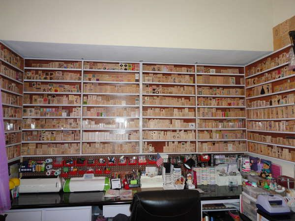 Scrapbook Room Ideas. Top I Have Over Jars Filled With Flowers And ...