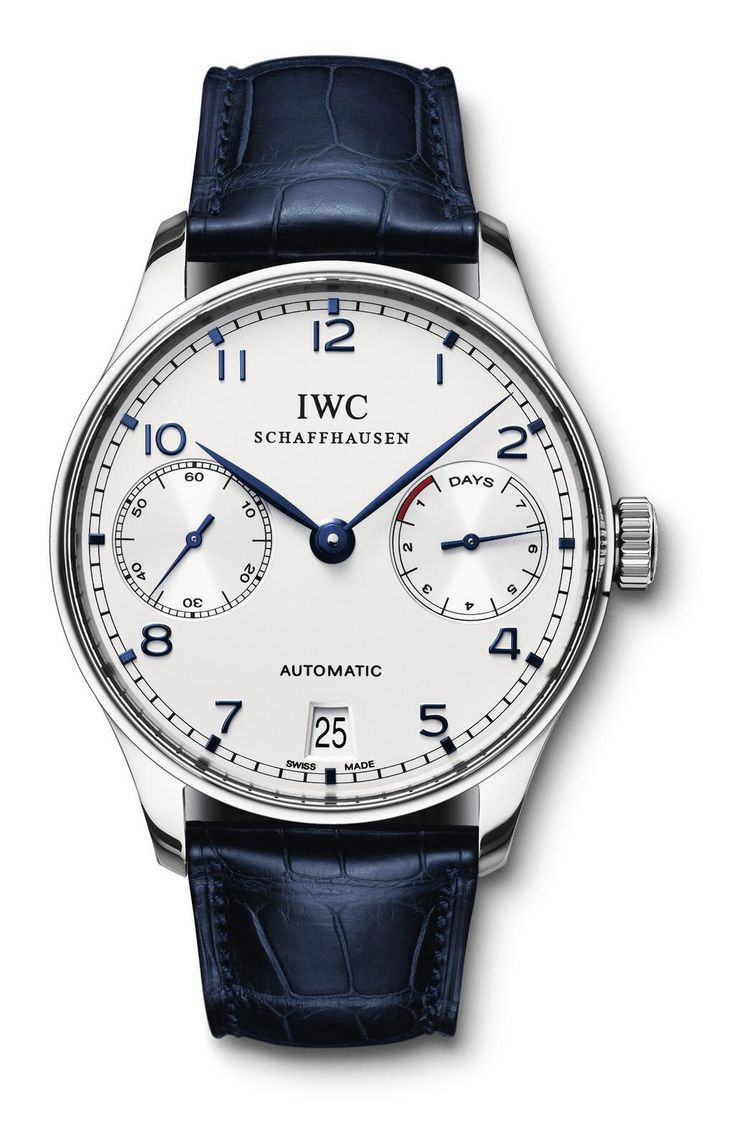 Twitter / MargaretMullina: IWC Portuguese Chronograph Automatic Mens Watch IW371446 high end luxury expensive watches