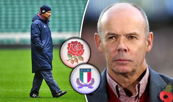 "Six Nations 2017: England's ""random"" selection for Italy game criticised by Clive Woodward"