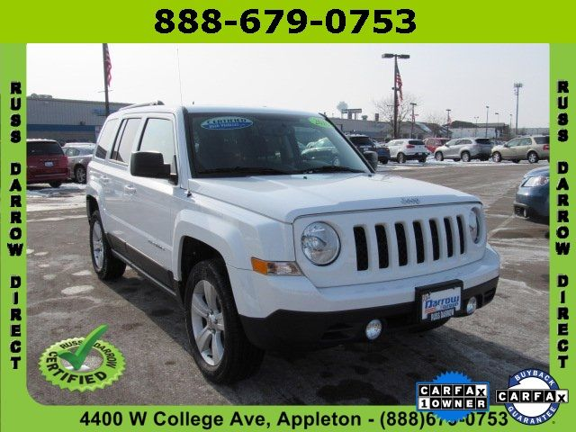 Used 2016 Jeep Patriot Latitude For Sale | Madison WI