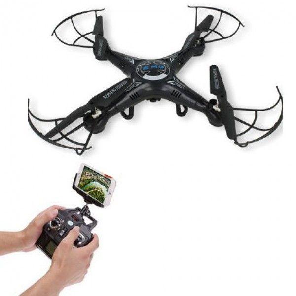 Nowoczesne minidrony - radość latania!