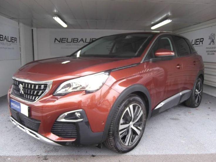#Peugeot 3008 d'occasion en vente sur Ma Nouvelle Auto : Break - 5 portes - Diesel - 9 867 km - Boîte Manuelle - 2016 - Garantie PREMIUM 12 mois - 24 890€. En savoir plus : https://manouvelleauto.com/annonce-voiture-occasion/peugeot/3008/ref-3496