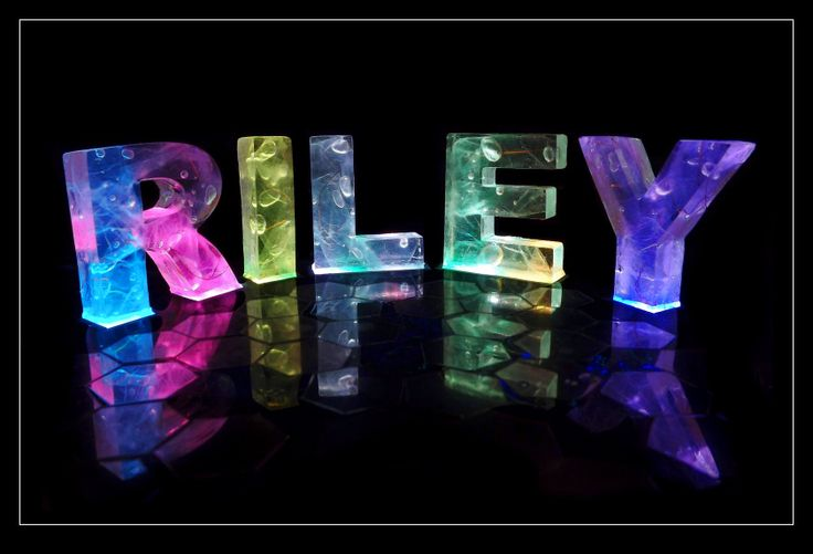 Riley- name in 3d - Google Search
