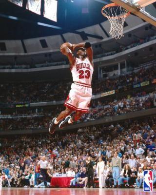 Michael Jordan: nothing else needs to be said...