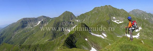 Carpathian Mountains - Fagaras Mountains - Arpasul Mare Image