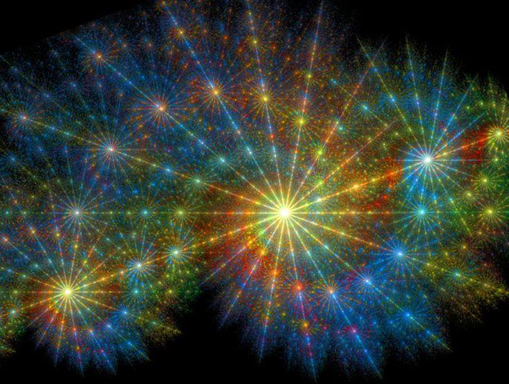 Cosmic Fantasy Fractal Blacklight: 23 Best Fractal Infinity Images On Pinterest