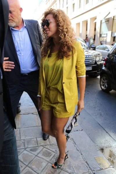 First Pic Of Beyonce's Baby Bump, Singer Pregnant With Second Child