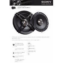 Bocinas Sony Xs-fb1630 16 Cm, 6¨1/2 ,270 W