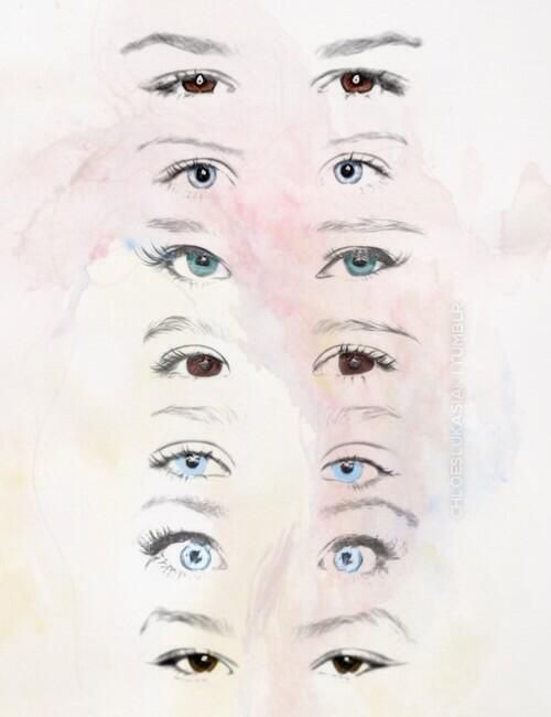 If you know who these eyes belong to you are a huge dance moms fan like me tell me if you know who they belong to