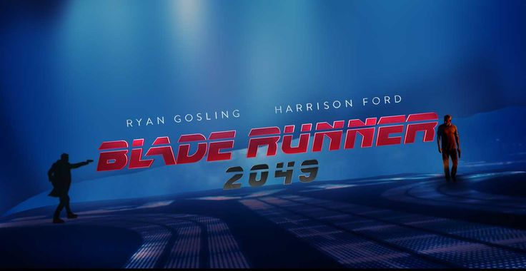 Blade Runner 2049 Fan Made Poster by Michael P. Shipley