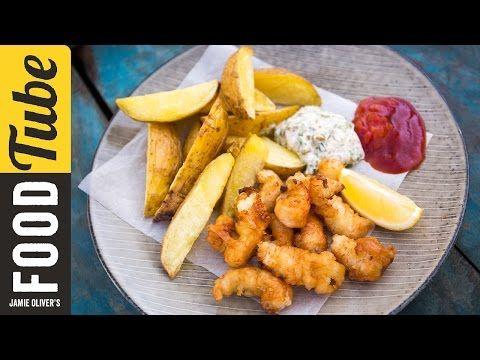 Scampi & Chips | Bart van Olphen - YouTube