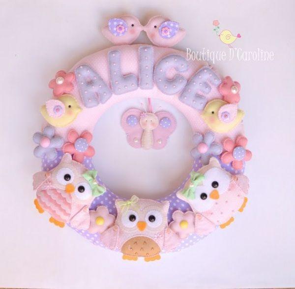 Scoprite con noi quanti modi carini per annunciare la nascita della vostra bambina. Abbiamo preparato per voi una galleria fotografica di fiocchi nascita rosa per bimbe!