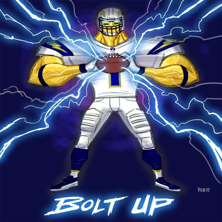 San Diego Chargers Drawings