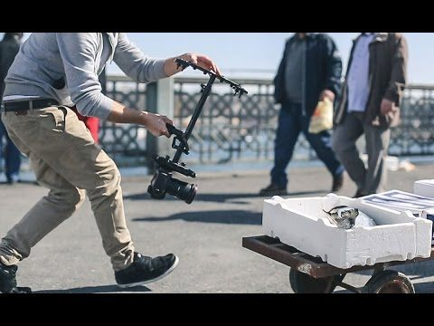 How To Balance A Glidecam (Steadicam, Flycam, Laing, Wieldy) - YouTube