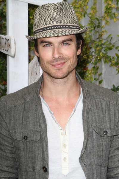 Ian Somerhalder to play Christian in Fifty Shades of Grey?