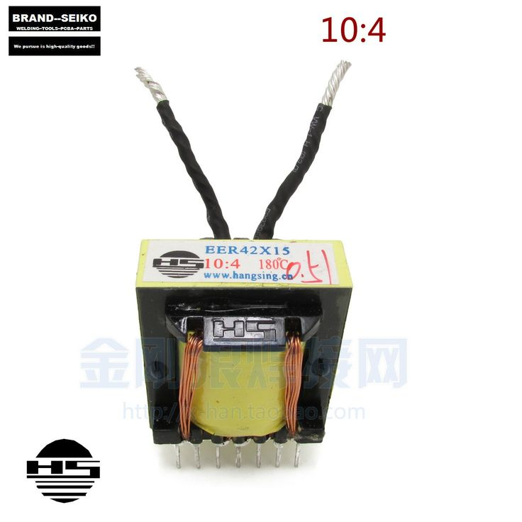 26.99$  Buy now - http://ali1ix.shopchina.info/go.php?t=32631902043 - Inverter Welding Machine 10:4 2pcs/lot Board Transformer Eer42x15 Compatible Eer43x15 26.99$ #magazineonlinebeautiful