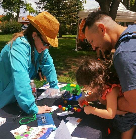 We had a great time at the Rocky Mountain PBS Kids Fun Fest last weekend! It was such a beautiful day to spend time with family and enjoy the weekend. Thanks to everyone who came out and stopped by the Colorado Springs School District 11 table!