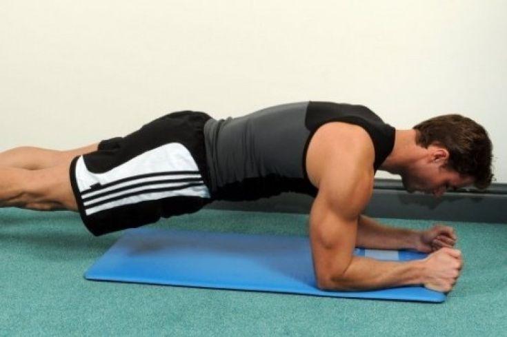 Musclez-vous chez vous, et sans matériel