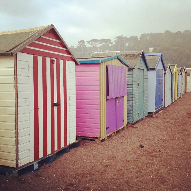 Carpentero Beach Huts Camping: 17 Best Images About Beach Huts On Pinterest