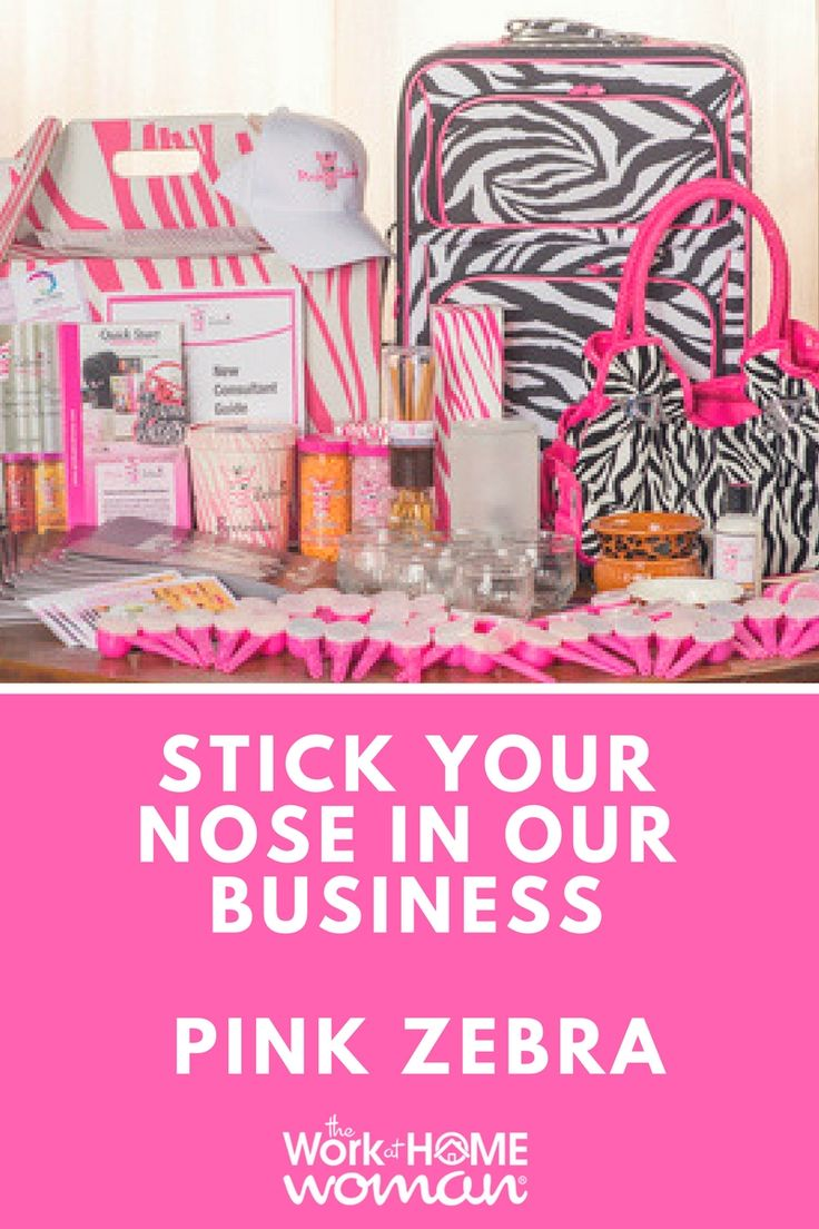 If you currently work outside or inside your home, but you want the chance to own your own business, Pink Zebra can help you realize your dream. #workfromhome #business #pinkzebra #ad