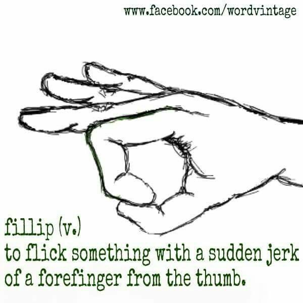 Image result for flick finger fillip