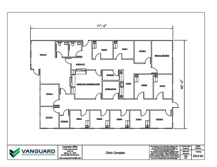 Floor Plans For Physical Therapy Clinic: 25 Best Medical Offices Images On Pinterest