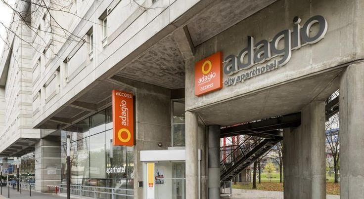 aparthotel Adagio Access Paris La Villette , Paříž, Francie - 510 Hodnocení hostů . Rezervujte hotel hned! - Booking.com