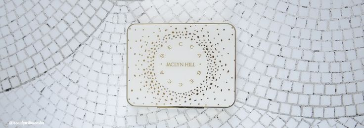 Review and Swatch of the Becca Cosmetics x Jaclyn Hill Champagne Collection Face Palette. Detailed review of packaging, formula and results.