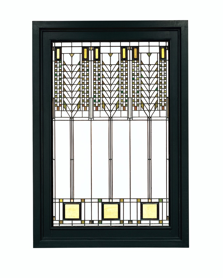 123 Best Frank Lloyd Wright Stained Glass Images On