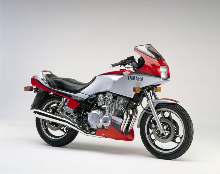 Yamaha XJ750 '1985–????