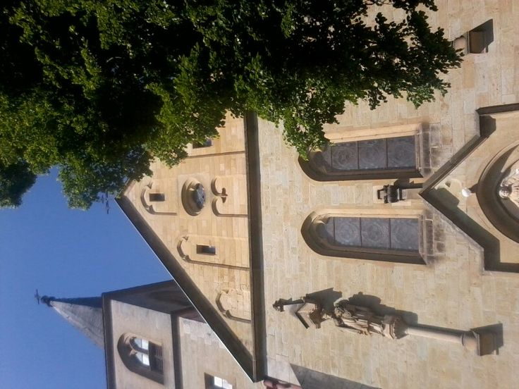 Church in Janské lázně
