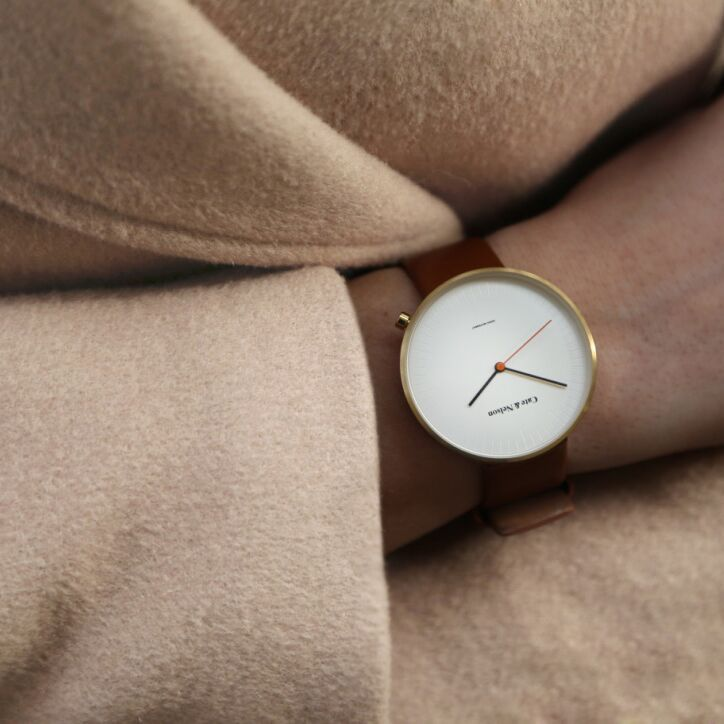 Unisex watches bt Cate & Nelson. Find them at www.byestelle.se