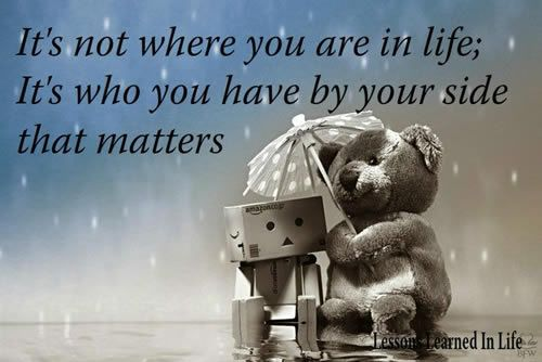 what truly matters in life good morning thoughts