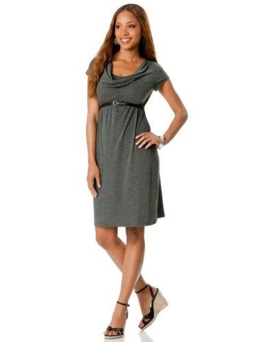 pull down nursing dress, also in navy - $34.98