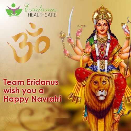 Team Eridanus wishes you a very Happy Navratri !!
