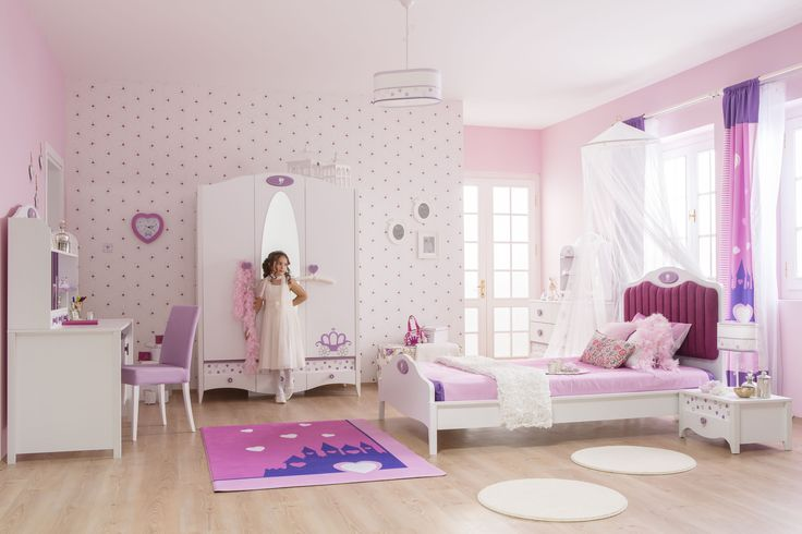 Chambre Princess