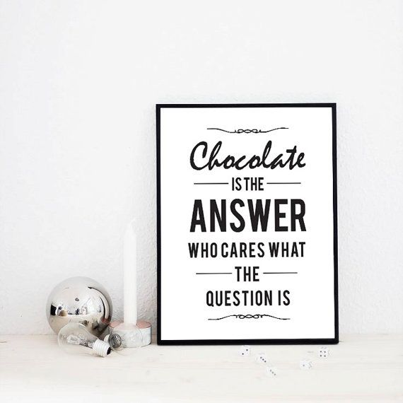 Hey, ho trovato questa fantastica inserzione di Etsy su https://www.etsy.com/it/listing/219472805/scandinavian-style-print-chocolate-is