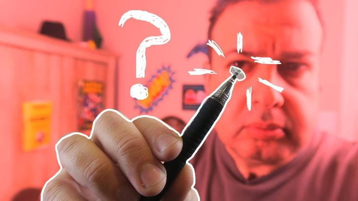 This strange looking stylus pen will improve your Instagram Story - finally a way to draw and write on your screen with an intelligent stylus