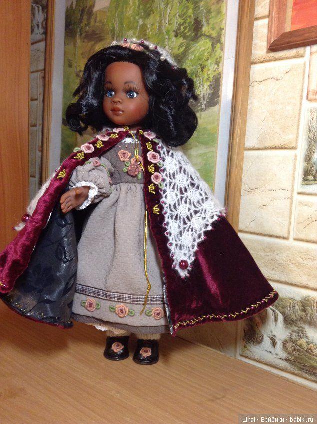 Плащик, плащик, плащик для куколки Паоло Рейна / Одежда и обувь для кукол - своими руками и не только / Бэйбики. Куклы фото. Одежда для кукол