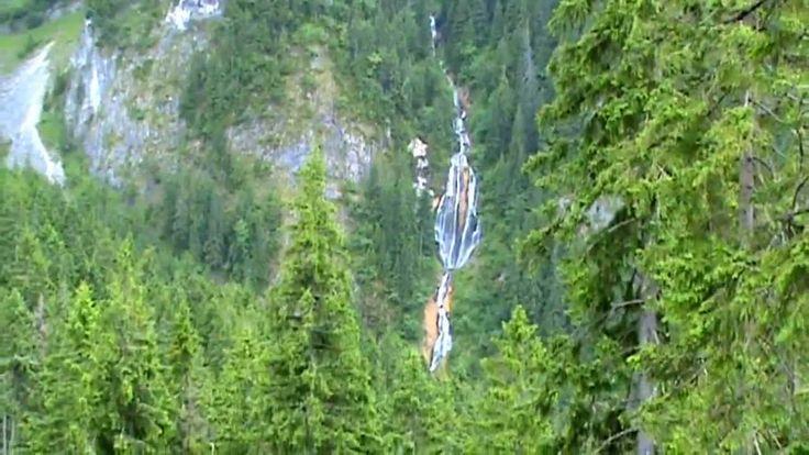 Cascada CAILOR - MUNTII RODNEI