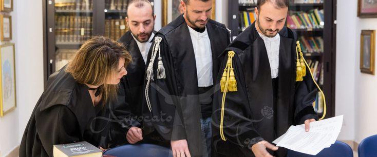 Toghe per Avvocati e Giudici