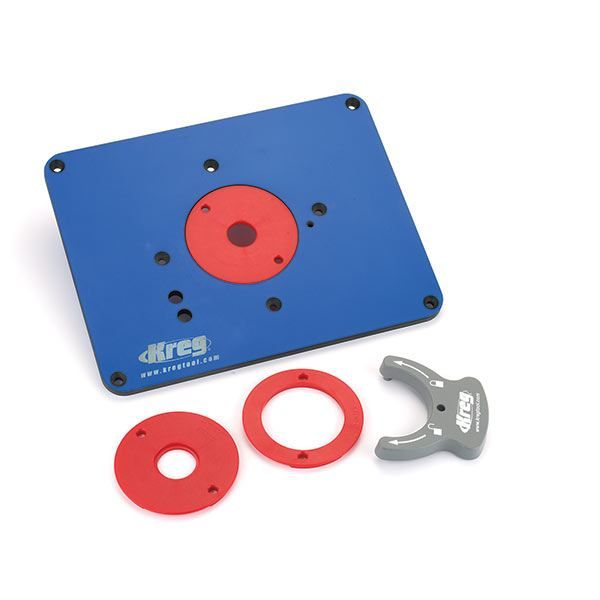 Buy KREG Precision Router Table Insert Plate For Triton Routers Kreg PRS3034 at Woodcraft.com