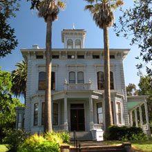 John Muir House, Martinez California