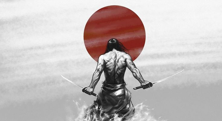 Main Character - Samurai