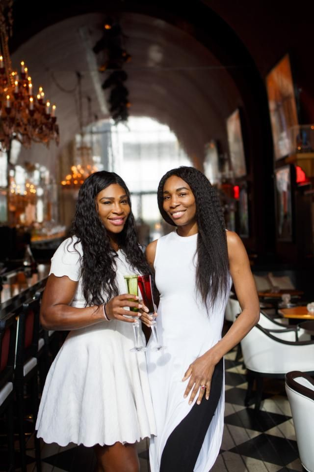 Venus Williams Might Be Wearing an Engagement Ring From Boyfriend Nicholas Hammond