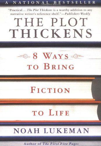 The Plot Thickens: 8 Ways to Bring Fiction to Life by Noah Lukeman http://www.amazon.com/dp/0312309287/ref=cm_sw_r_pi_dp_sqc5tb0843SEG