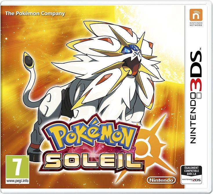 Pokémon Soleil, Jeu vidéo pas cher Amazon