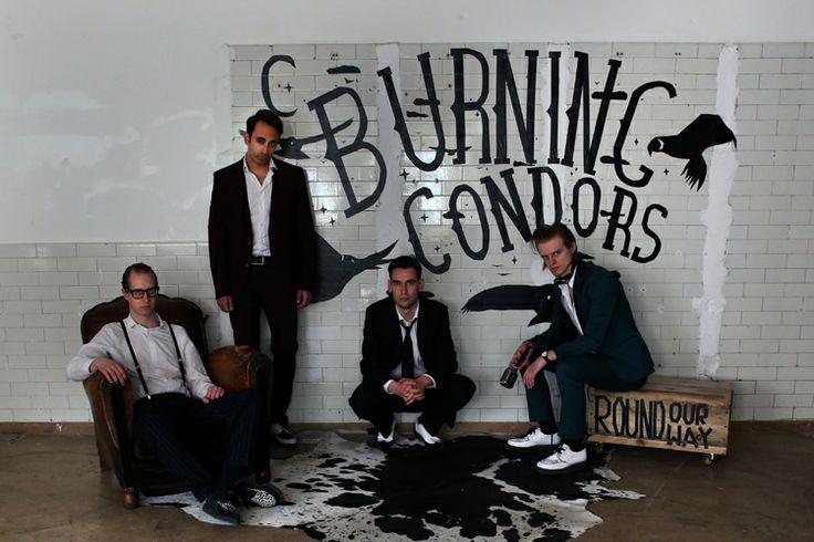 Desde Londres nos llegan Burning Condors, el nuevo fichaje de La Batuta :)