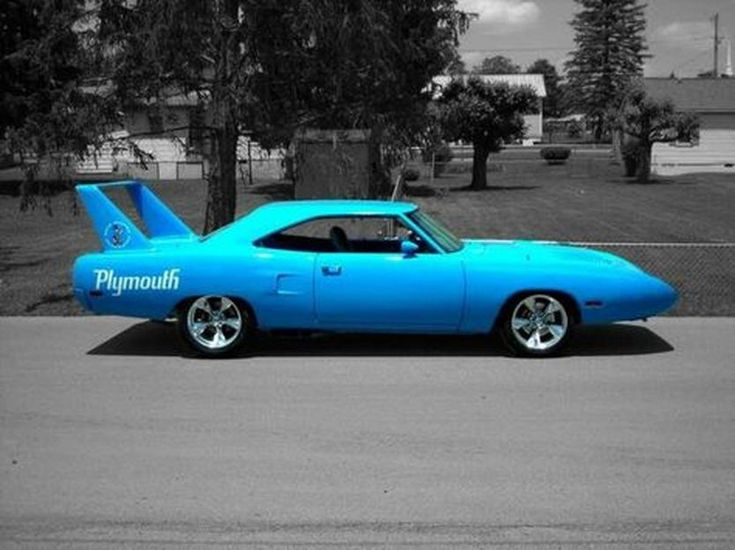 Mopar Muscle Cars Awesome 24
